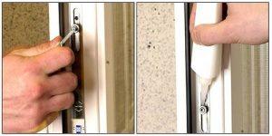ajtó ablak tisztítás, olajozás, karbantartás