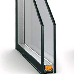 Üvegbetét felépítése szerkezete