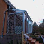 veranda helyett