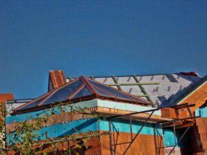 balaton parti tetőmegoldás