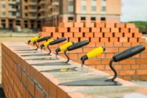 Kőműves fal építés munka