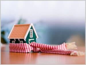 Lakások és házak hőszigetelése.
