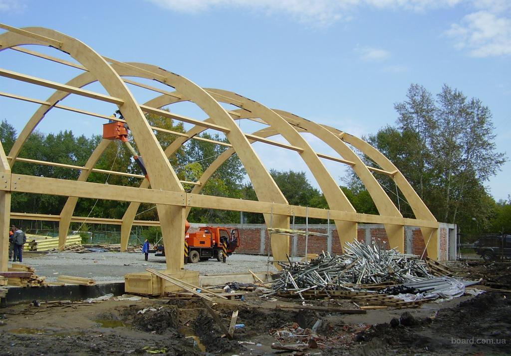 Ragasztott, rétegelt fa a télikert építésnél