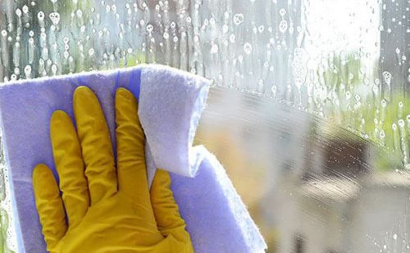 Műanyag ablak ápolása, karbantartása